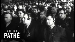 21st Congress Of Soviet Communist Party (1959)
