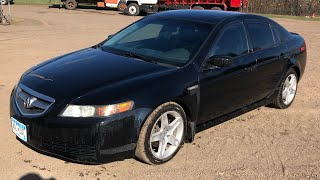 2004-2008 Acura TL Review after 1 year of ownership!