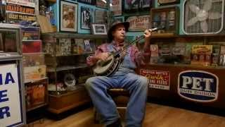 Leroy Troy Performs A Patriotic Banjo Medley