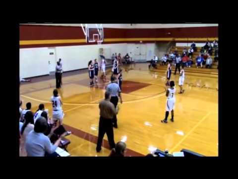 Jermani Thompson #11 Hesston College Sophomore Highlights