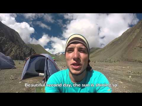 STOK KANGRI (6153m) no guide trek + ENGLISH SUBTITLES