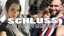 Statement: JENNY FRANKHAUSER feuert gegen Ex HAKAN 💔 DU hast mir weh getan !