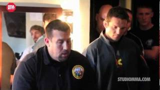 Big John McCarthy goes over MMA rules - Respect In The Cage