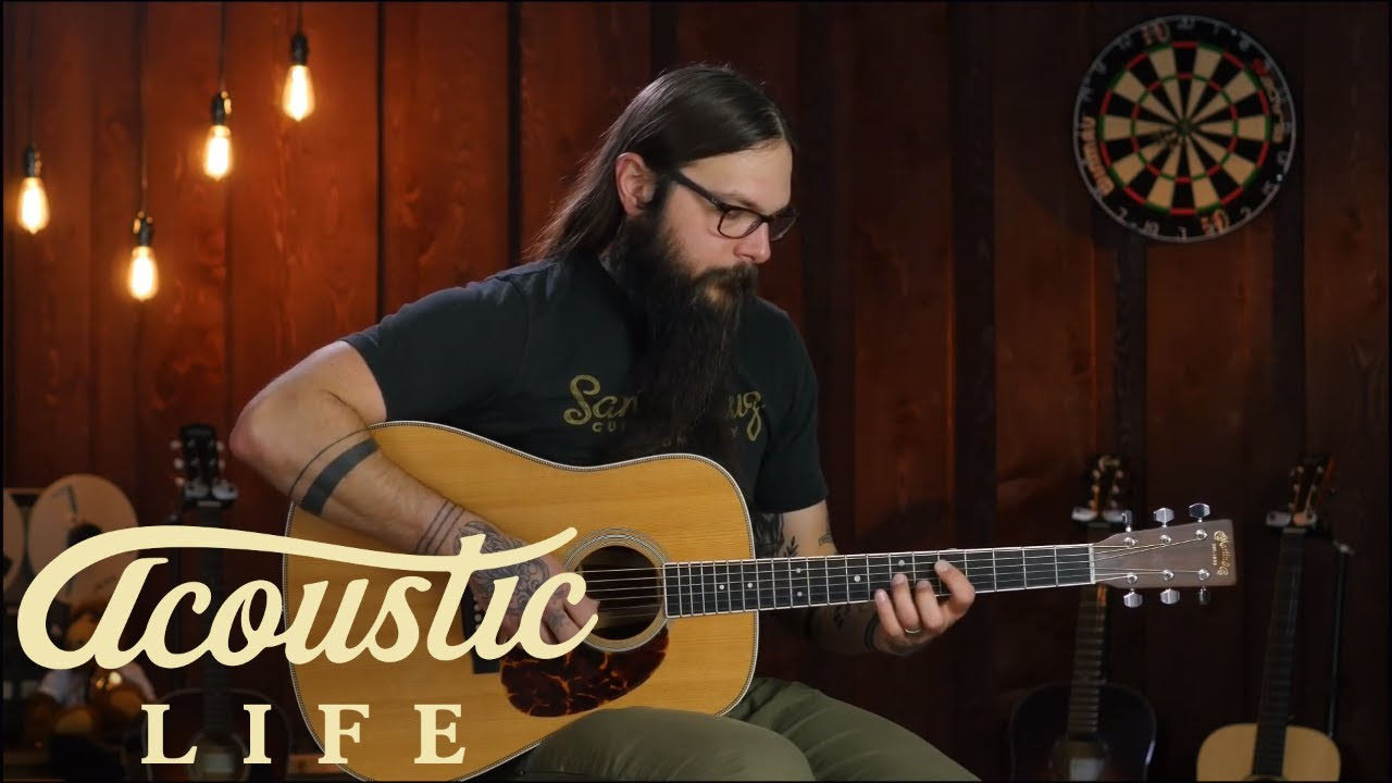 Play THIS Blues Riff! ☆ Acoustic Tuesday #82 - Acoustic Life