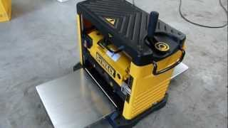 Raboteuse Portative Dewalt Dw733-gb Portable Thicknesser
