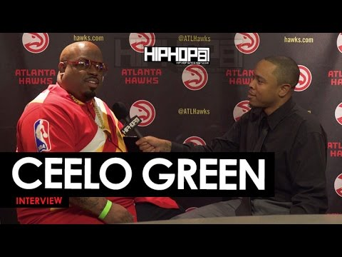 """Ceelo Green Talks New Sony Deal, Atlanta Hawks, """"Love Train"""" Tour, Goodie Mob & More With HHS1987"""