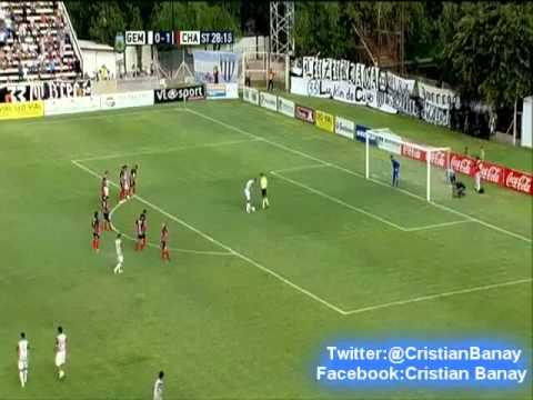 (Emosionante Relato) Gimnasia de Mendoza 2 Chacarita 1 (La Red Mendoza) Torneo Nacional B 2015