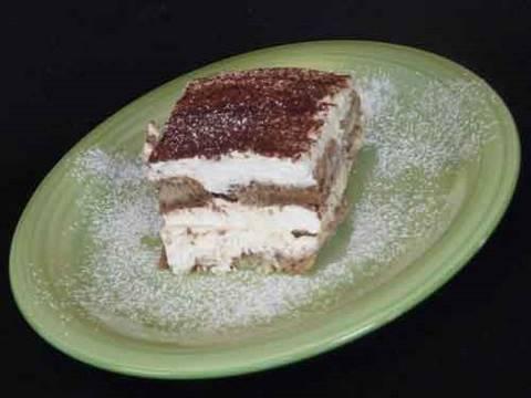 Tiramisu Dessert Recipe