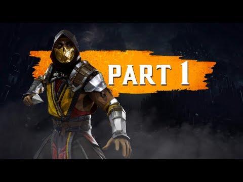 $1000 Mortal Kombat 11 Tournament - The C Initiative II (Part 1)