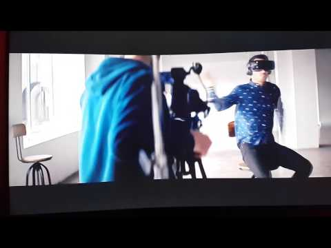 SUPERBOWL 2017 SAMSUNG GEAR VR PUB