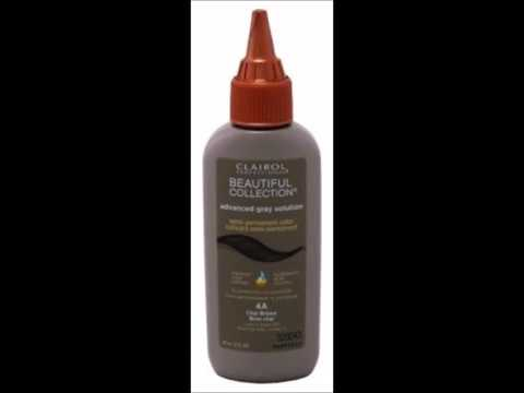 Clairol Beautiful Collection Advanced Gray Solution Hair Color 4a Chai Brown 3 Oz Pack Of 2