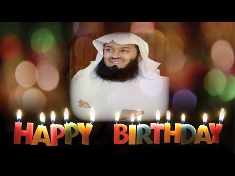 Celebrating birthdays in Islam? Ask Mufti Menk