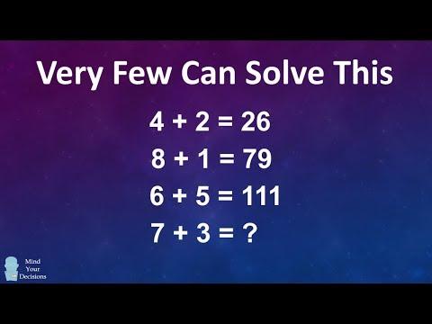 Math Riddle From A Kenyan Bank