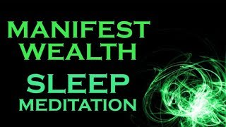 Manifest WEALTH While You SLEEP thumbnail