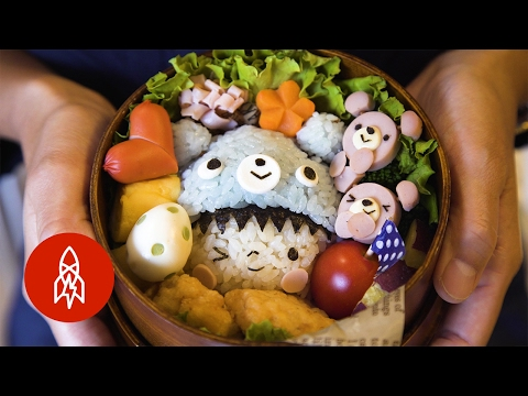 These Bento Boxes Are Too Cute to Eat (Almost) (Việt Sub)