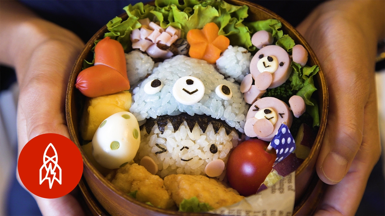 These Bento Boxes Are Too Cute To Eat Almost