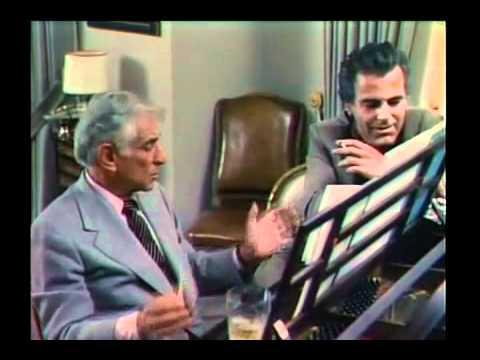 Leonard Bernsteins Introduction on Beethovens Symphony No 7 1978 Wien