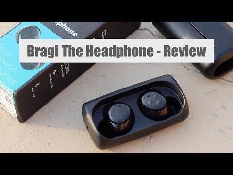 Bragi The Headphone Review - Truly Wireless Headphones