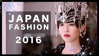 Tokyo Bunka Fashion College Festival & Fashion Show Backstage Docum...