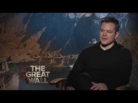 Matt Damon om Norgesbesøket