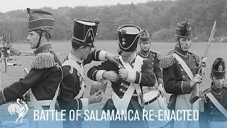 Battle of Salamanca Re-enacted