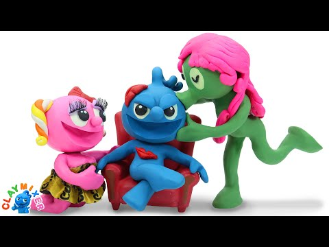 Tiny Buys Himself A Girlfriend - Lovely Relationship Stop Motion Animation Cartoons from YouTube · Duration:  30 minutes 53 seconds