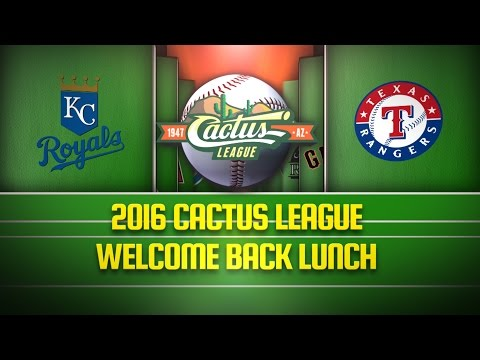 2016 Cactus League Lunch