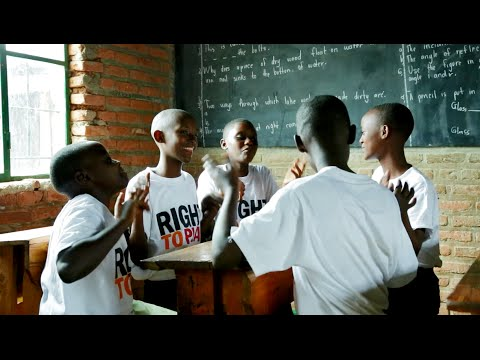 Enhancing Education in Rwanda