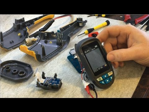 #92 Thermal Camera Teardown, Investigation, Diagnostics and