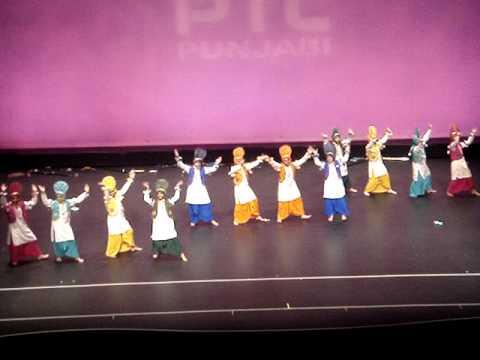 Shan-e Jrs. @ Punjabi Folk Dance Festival