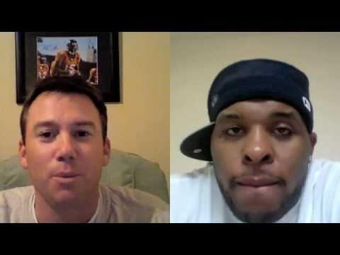 Talking McDaniels with Darrell Reid!!