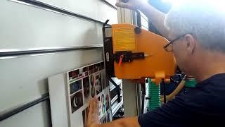 Vertical Wall Saw Manual - SVP145 - Putsch Meniconi - Cutting Forex