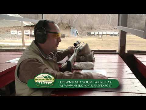 Pattern Your Turkey Shotgun - Hunting Tip