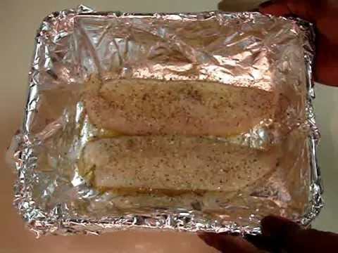 32 ★ Eating Healthy: Baked Tilapia
