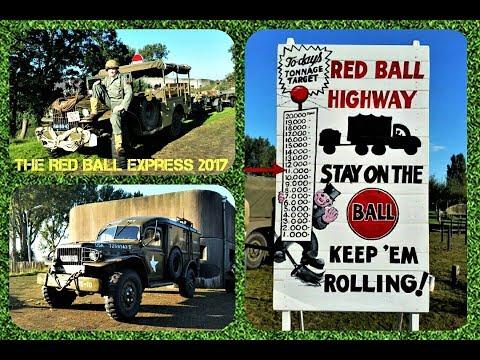 KTR Red Ball Express 2017