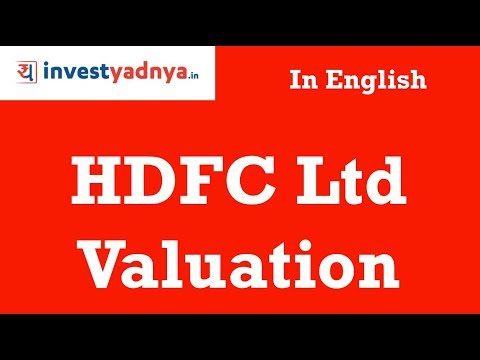 HDFC Ltd Valuation | Undervalued Company | Housing Developme