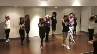 20161101 Voguing_jimmy dance 宥宥老師