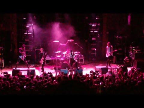 Asking Alexandria live Denver 2-9-16