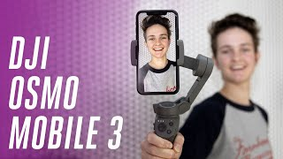 DJI Osmo Mobile 3 hands-on: the most mobile