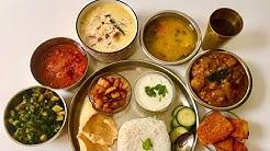 ଓଡିଆ ମାଣବସା ଗୁରୁବାର ଥାଳି/Lakshmi puja prasad thali (with out onion and garlic)by Indian flavor