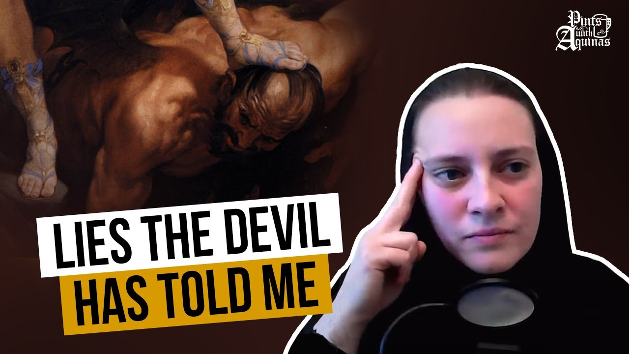 How Satan Tries to Derail Vocations to the Religious Life w/ Sr. Natalia