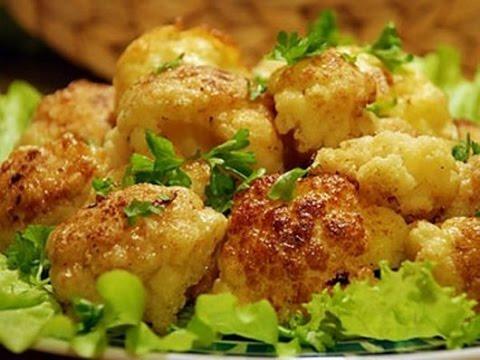 Как приготовить цветную капусту быстро и вкусно в кляре