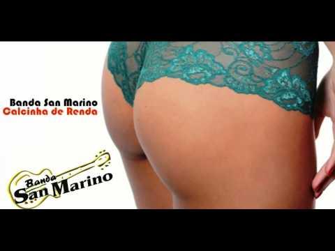 Banda San Marino - Calcinha de Renda