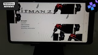 Hitman 2 DamonPS2 Pro PS2 Games on smartphones/Android/Gameplay
