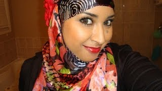 Chic Hijab Style- Tutorial (re-upload) Thumbnail