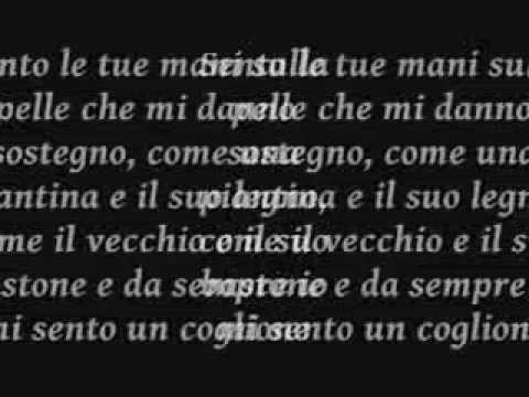 Poesia D Amore Per Lei Youtube