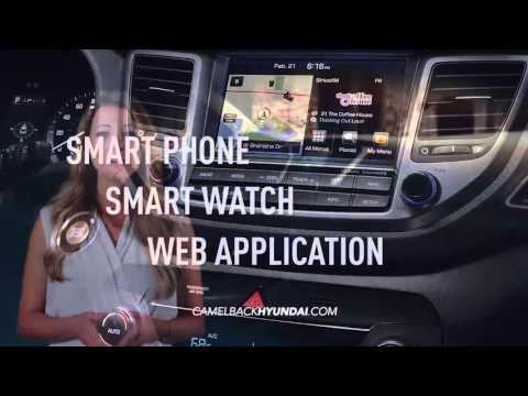 hdaa camelback 2016 hyundai tucson technology