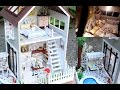 Miniature Dollhouse Kits の動画、YouTube動画。