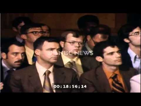 NBA vs. ABA Merger Hearing - Sept. 22, 1971 (2/2)