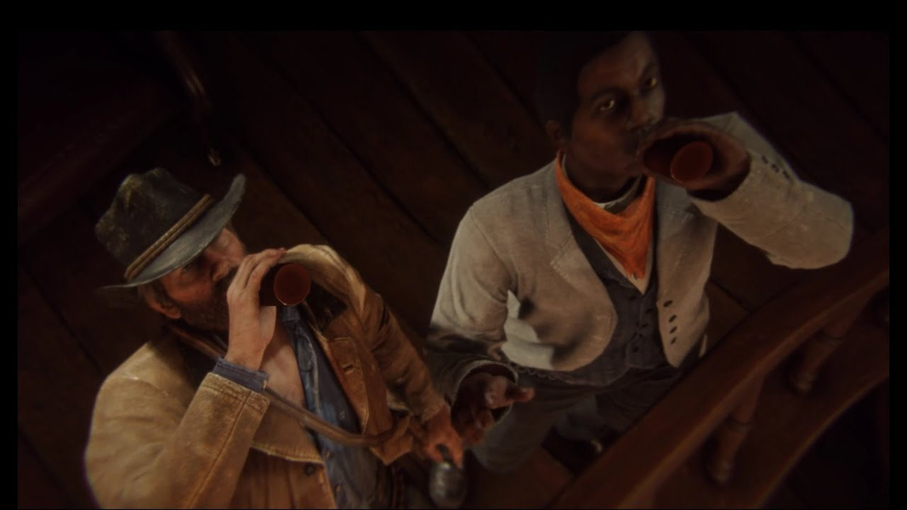 Red Dead Redemption 2 | Lenny mah boah!